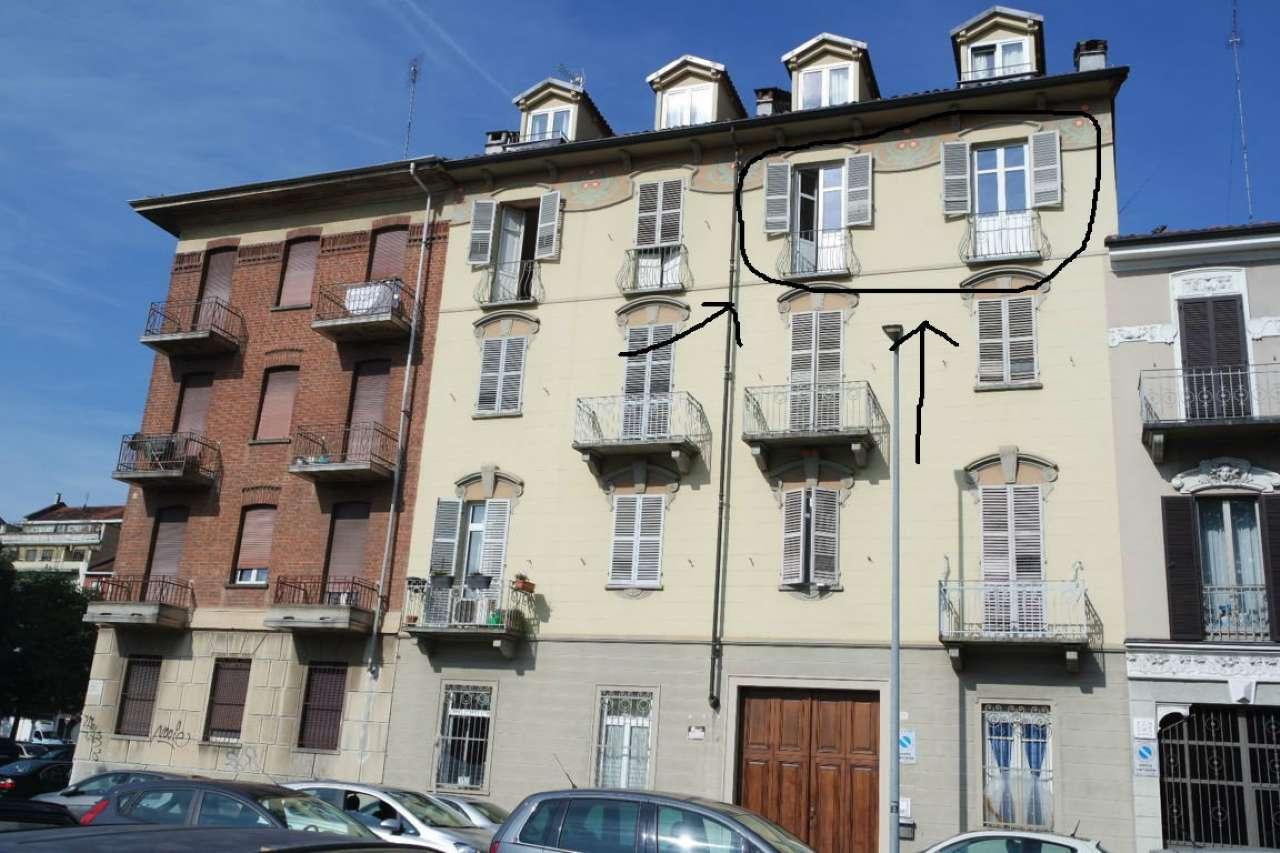 Appartamento in Vendita a Torino Semicentro Ovest: 4 locali, 101 mq