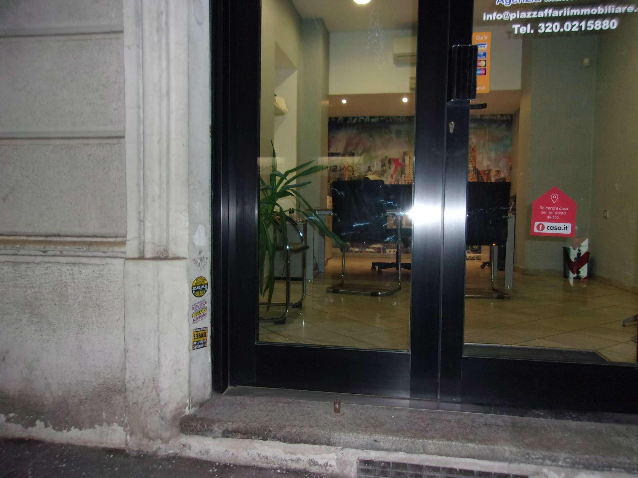 Negozio-locale in Affitto a Torino Semicentro Ovest: 2 locali, 42 mq