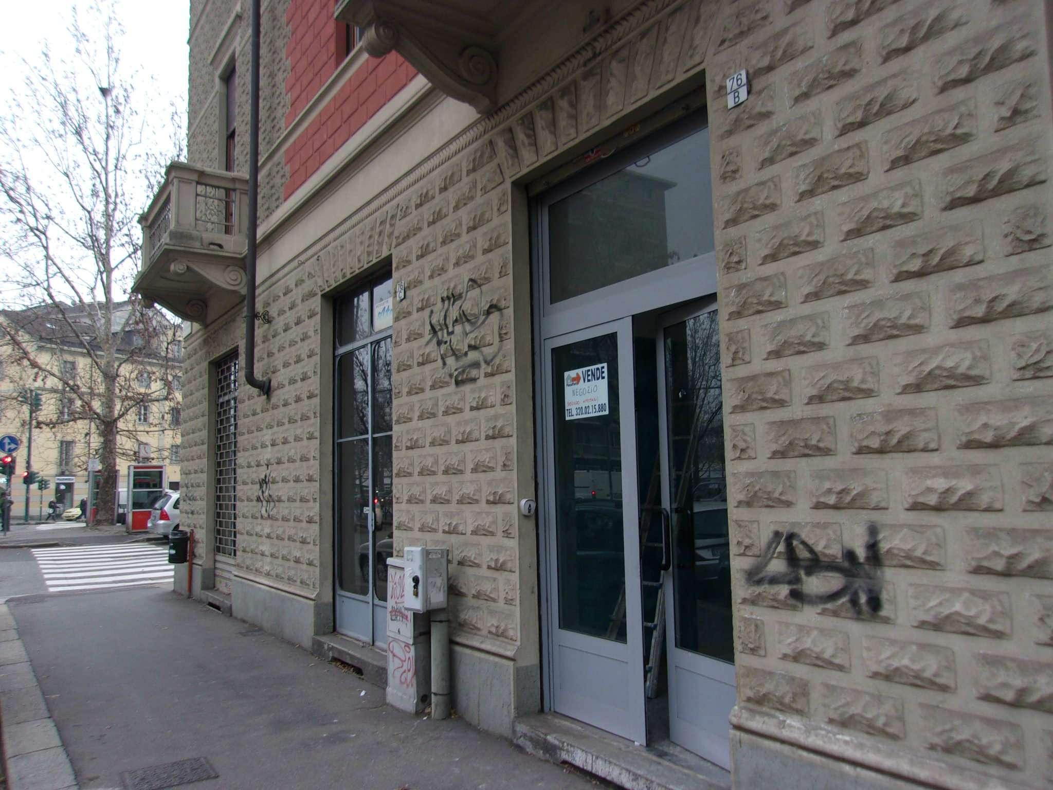 Negozio-locale in Affitto a Torino Semicentro Ovest: 2 locali, 30 mq