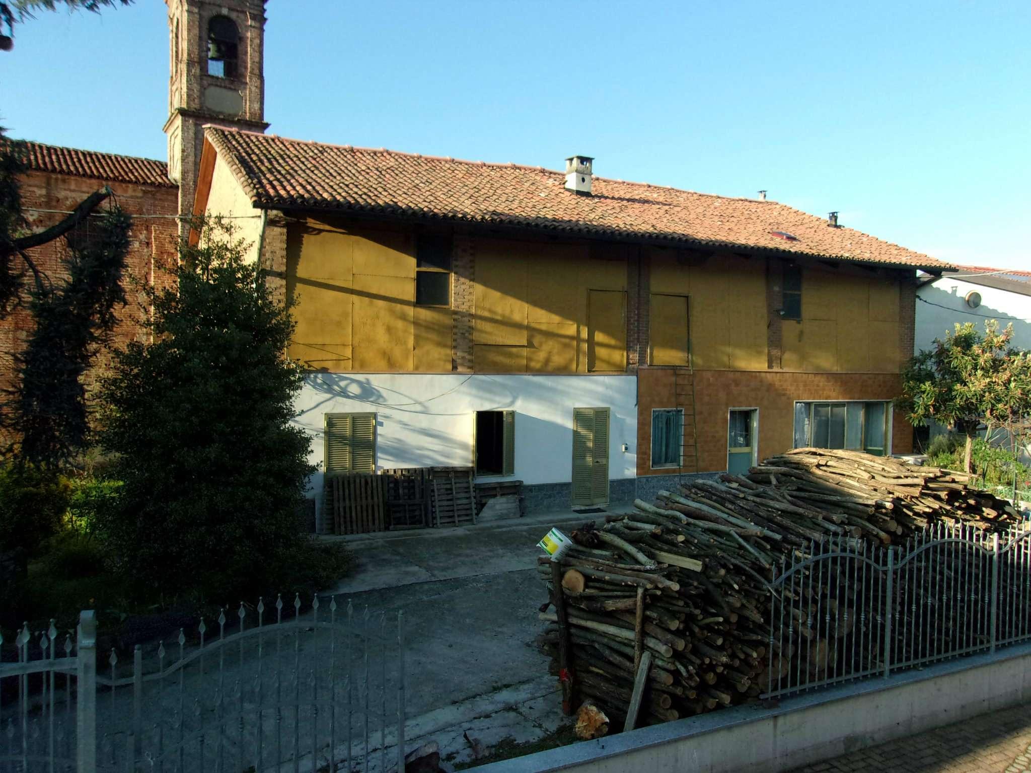 Foto 1 di Casa indipendente via Casa Ostino  19, Cavagnolo