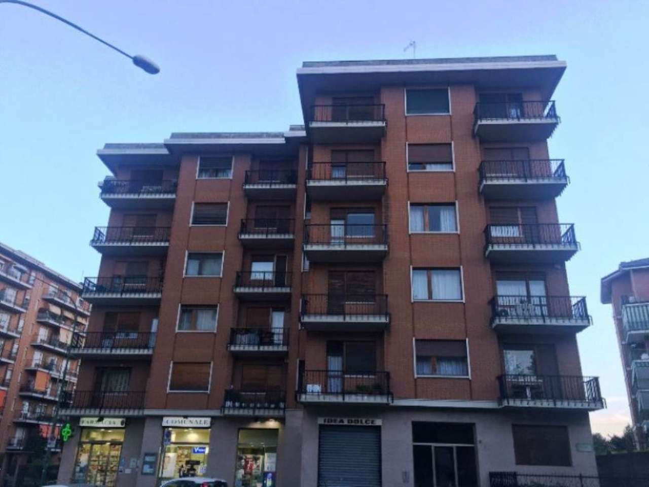 Bilocale Torino Via Isernia 1