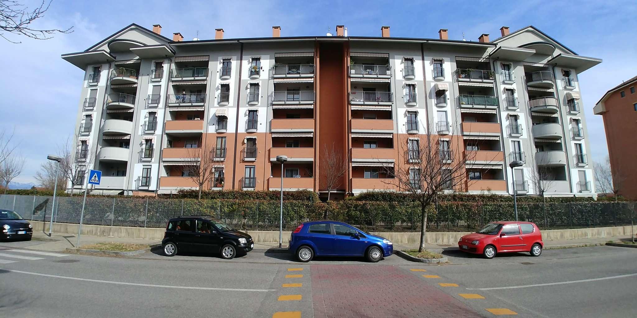 Foto 1 di Trilocale via Borsellino 10, frazione Oltre Po, San Mauro Torinese