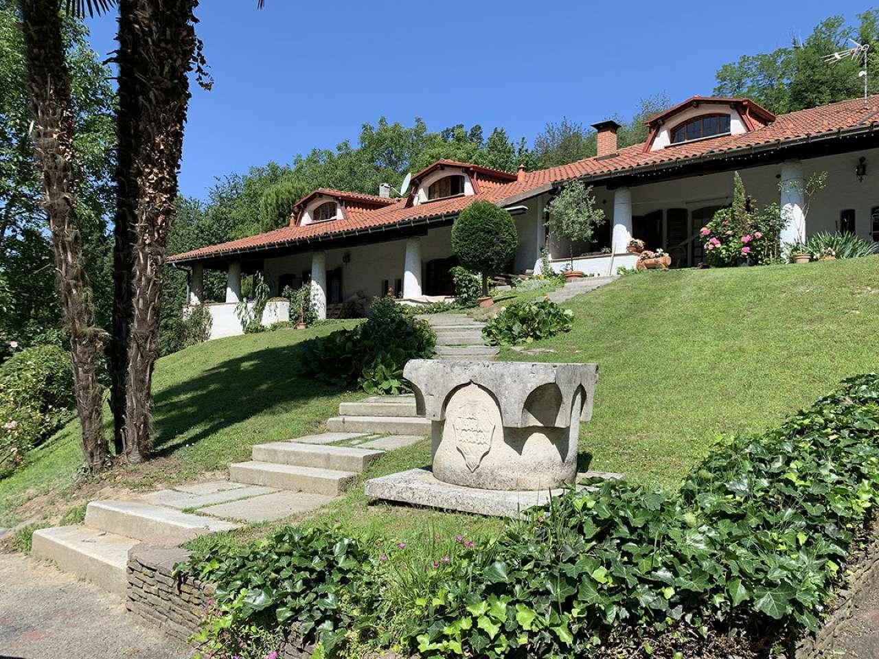 Foto 1 di Villetta a schiera Regione Val Blan 12, Sciolze
