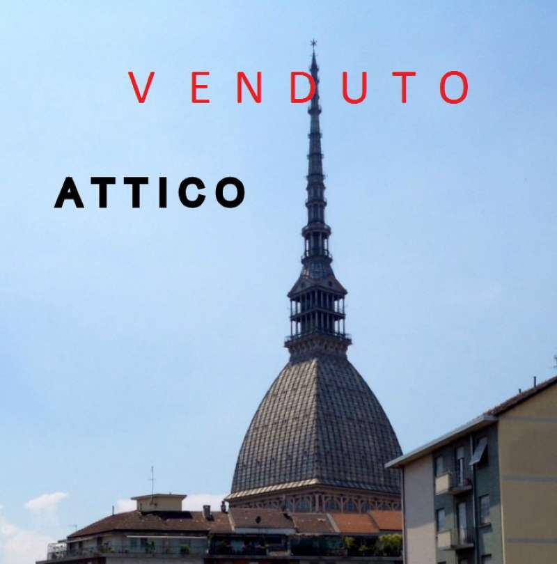 Attico / Mansarda in Vendita a Torino