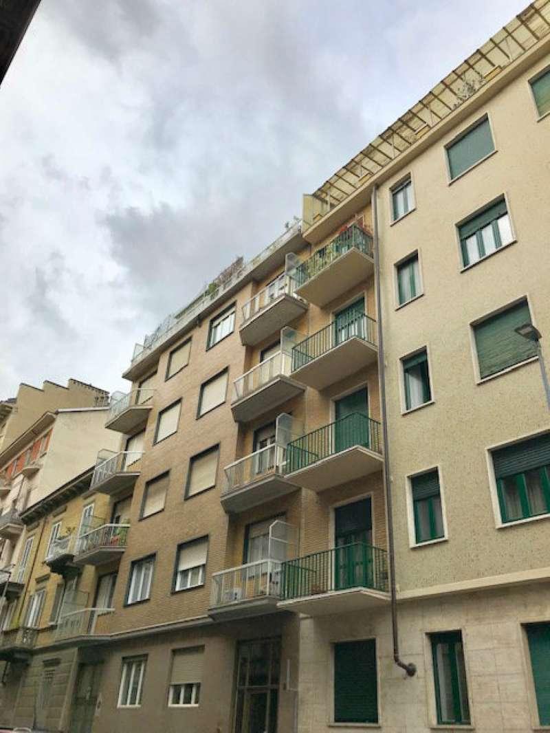 Foto 1 di Quadrilocale via Ilarione Petitti, Torino (zona San Salvario)