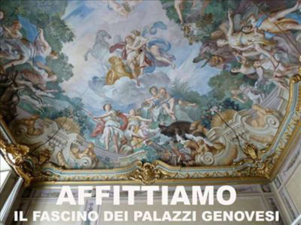 Ufficio-studio in Affitto a Genova Centro: 5 locali, 380 mq