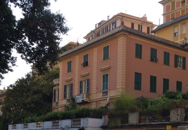 Appartamento in Vendita a Genova Centro: 5 locali, 145 mq