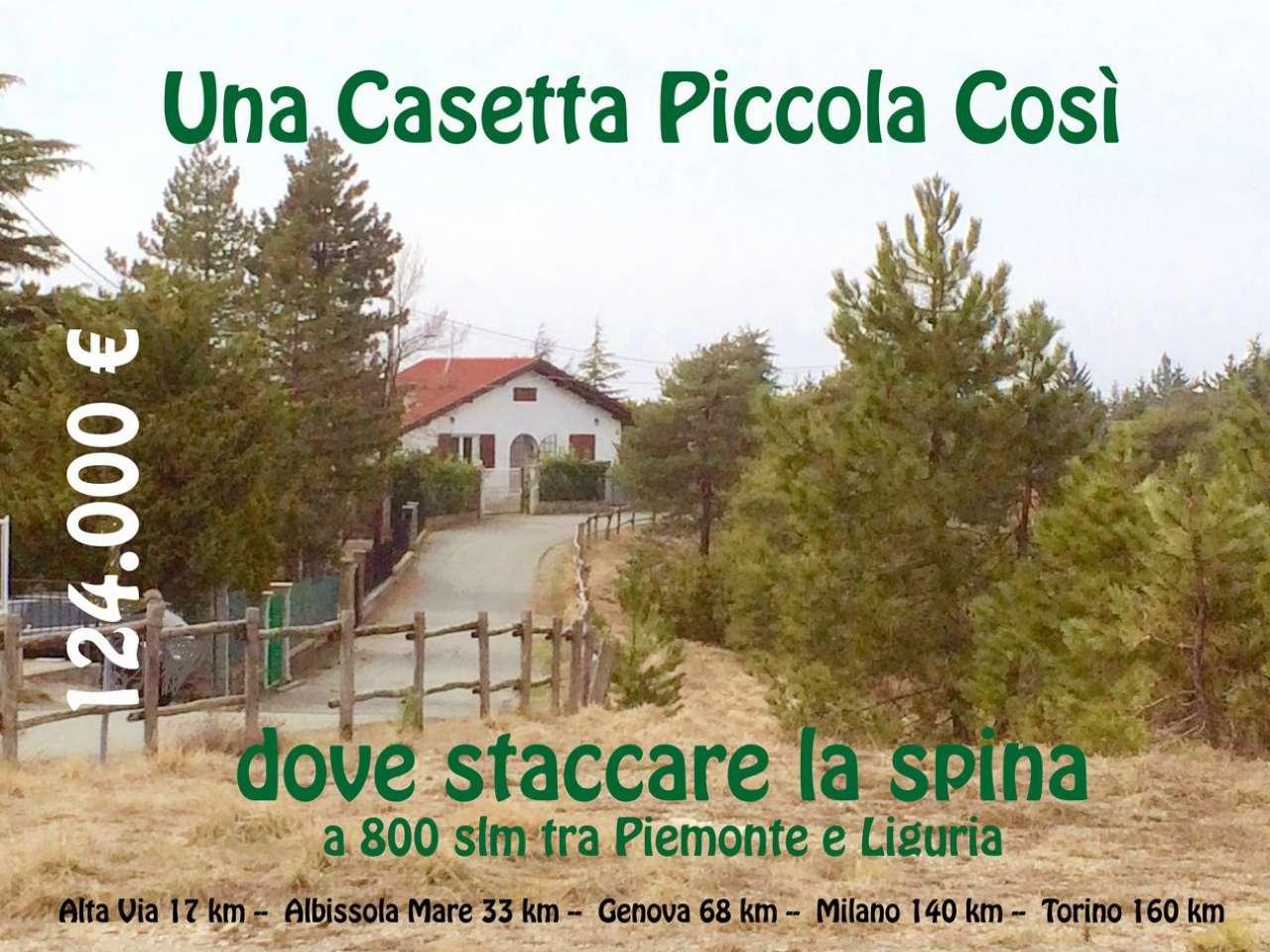 Villa in Vendita a Sassello: 4 locali, 120 mq