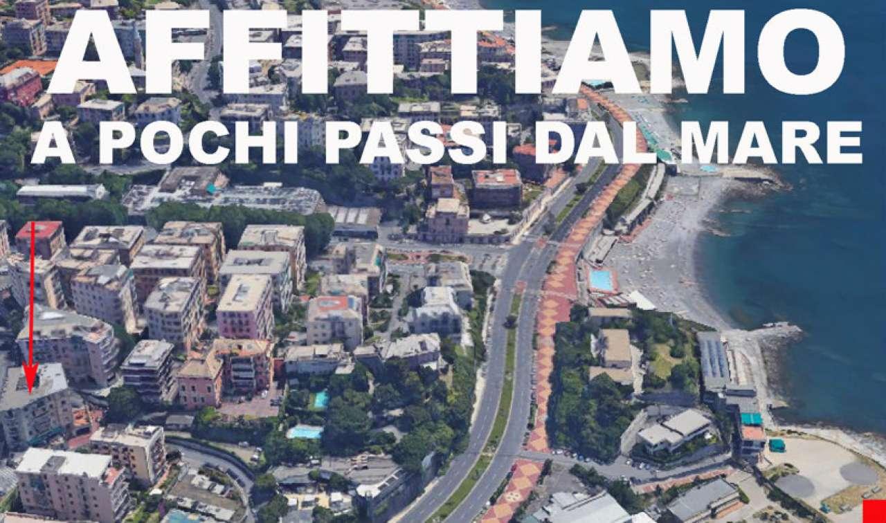 Appartamento in Vendita a Genova Semicentro Est: 4 locali, 100 mq