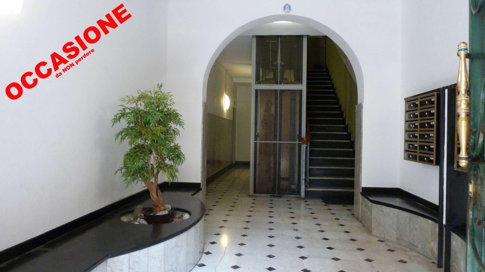 Appartamento in Vendita a Genova Semicentro Est: 5 locali, 80 mq
