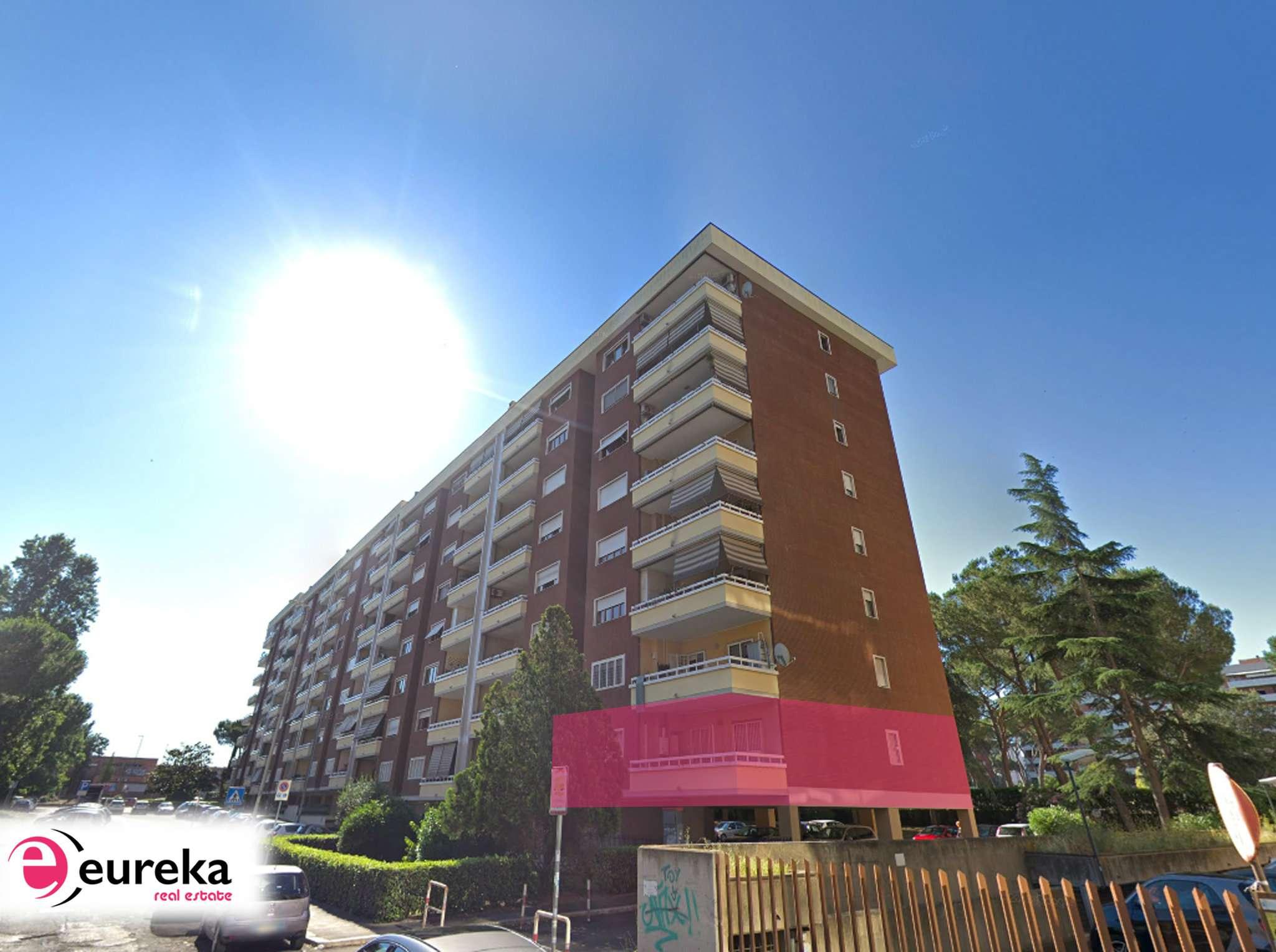 Appartamento in vendita 3 vani 90 mq.  viale BRUNO RIZZIERI 234 Roma