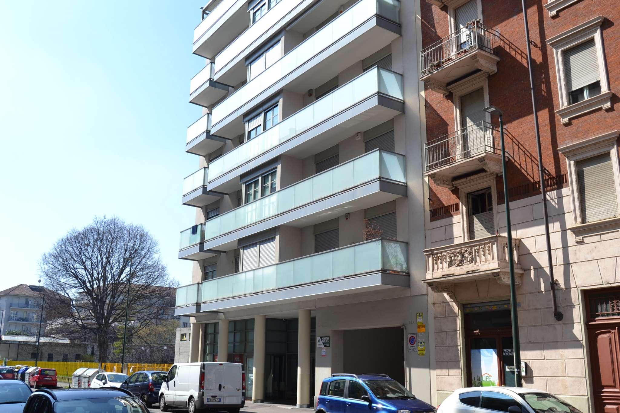 Box/Garage in vendita Zona Cenisia, San Paolo - via Villar Focchiardo 14 Torino