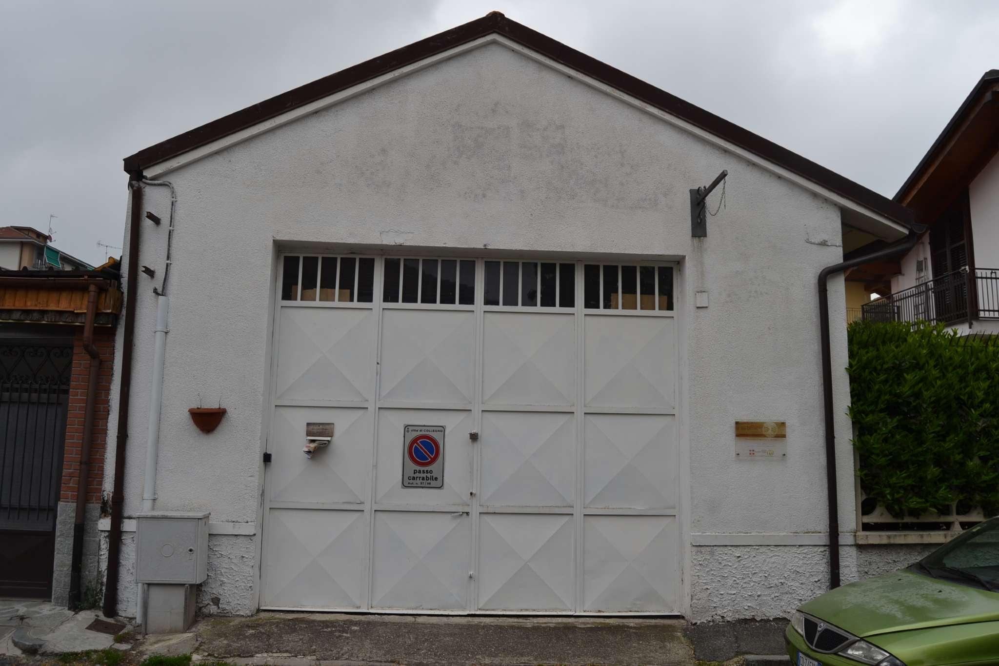 Magazzino/Laboratorio in affitto via V. Alfieri 4 Collegno