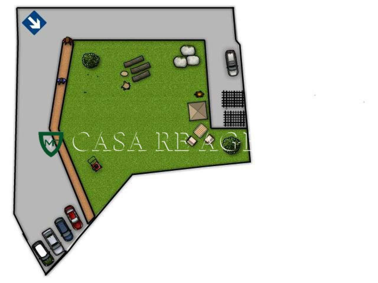 Terreno Edificabile Residenziale in vendita a Varese, 1 locali, prezzo € 99.000 | Cambio Casa.it
