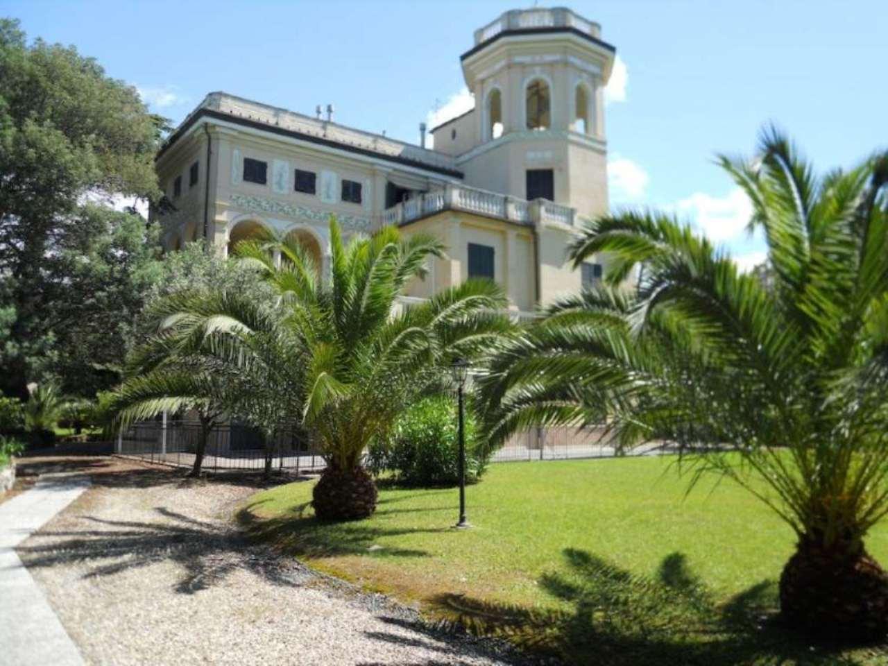 Villa in vendita a Genova, 20 locali, zona Zona: 19 . Quarto, Trattative riservate | Cambio Casa.it