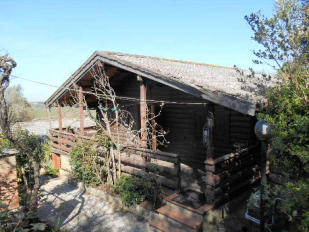 Villa in vendita a Sant'Oreste, 4 locali, prezzo € 125.000 | Cambio Casa.it