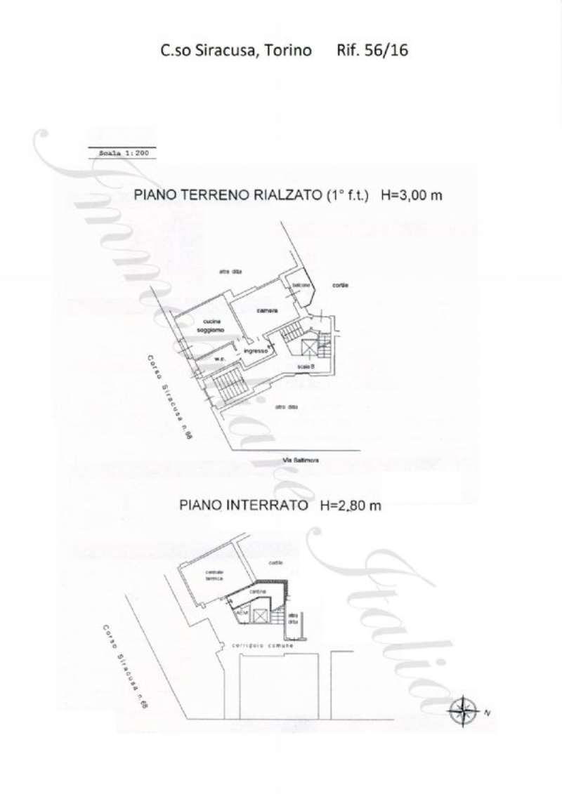 Vendita  bilocale Torino Corso Siracusa 1 1034134