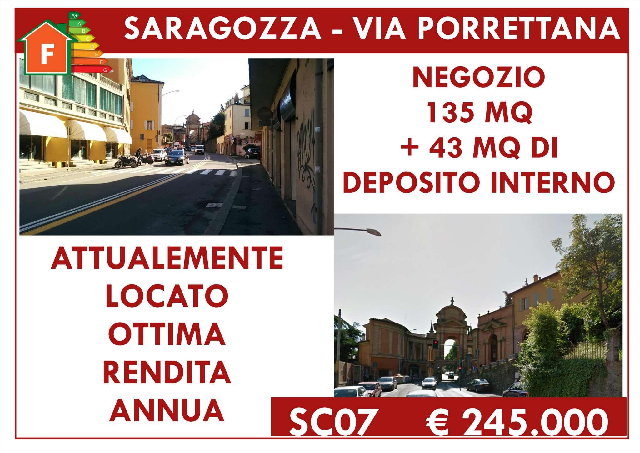 Negozio / Locale in vendita a Bologna, 9999 locali, zona Zona: 12 . Costa Saragozza/Saragozza, prezzo € 245.000 | CambioCasa.it