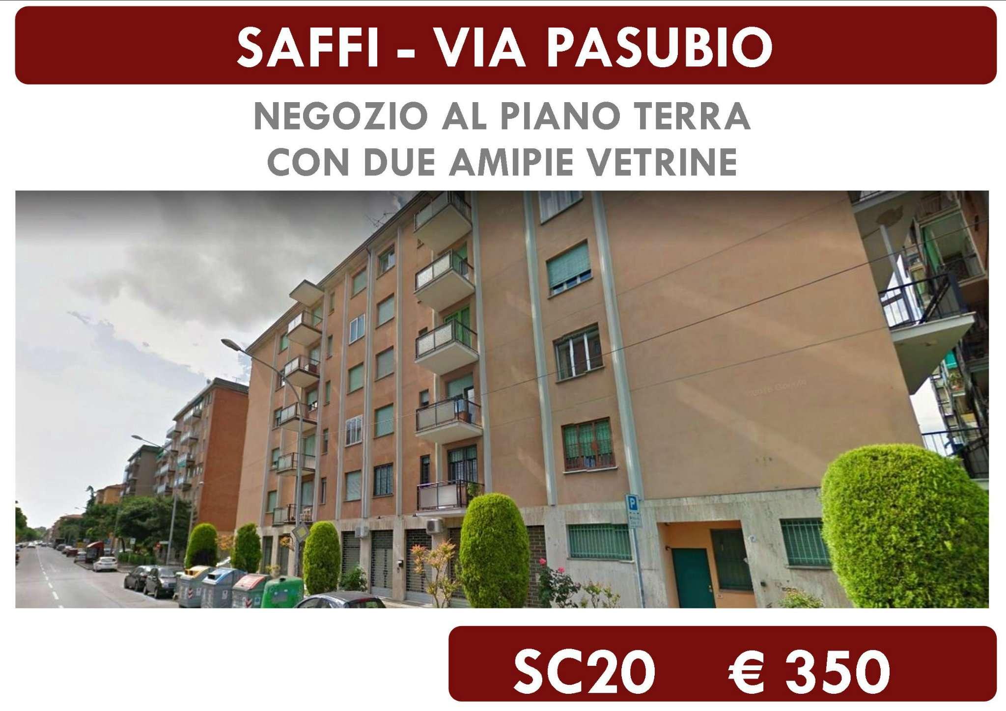 Negozio / Locale in affitto a Bologna, 1 locali, zona Zona: 15 . Saffi, prezzo € 350 | CambioCasa.it