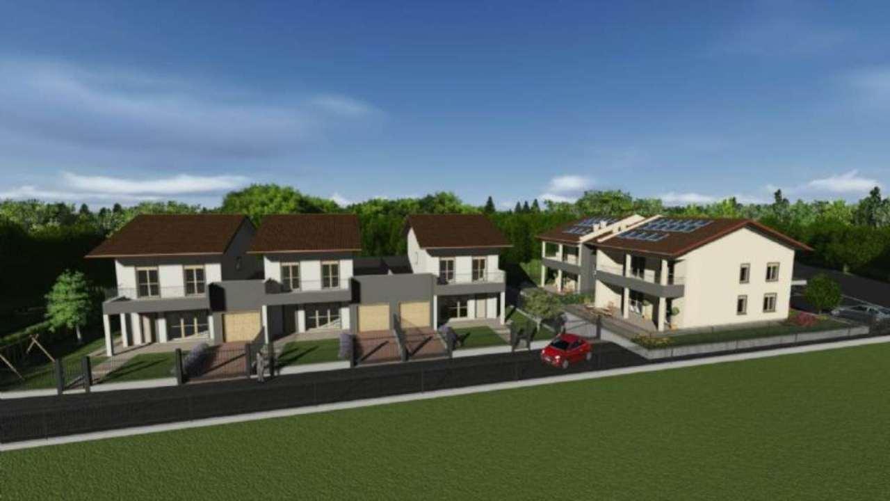 Villa a Schiera in vendita a Lurate Caccivio, 5 locali, prezzo € 320.000 | CambioCasa.it