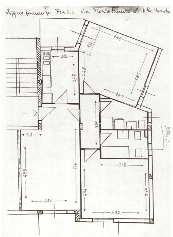 Appartamento in affitto a Villa Guardia, 3 locali, prezzo € 600 | Cambio Casa.it