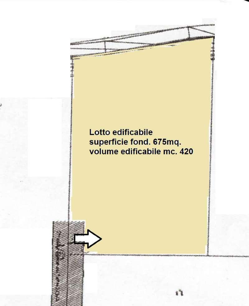 Terreno Edificabile Residenziale in vendita a San Fermo della Battaglia, 1 locali, prezzo € 150.000 | CambioCasa.it