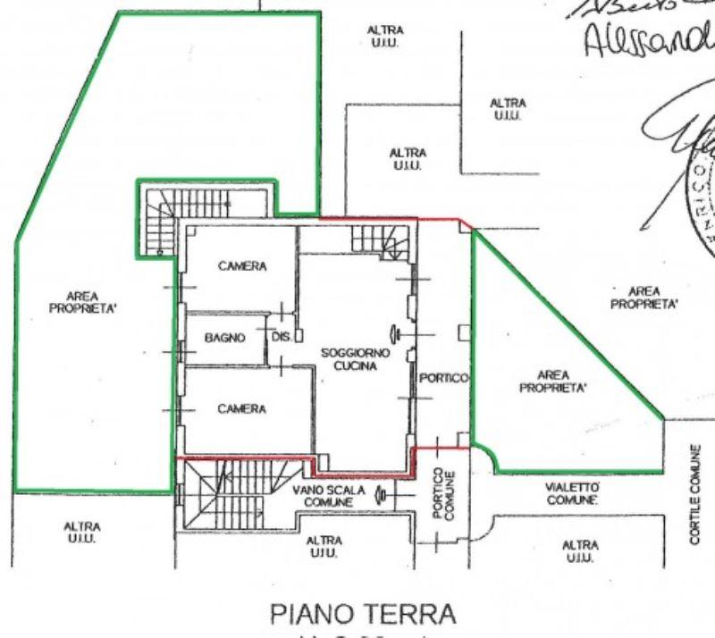 Appartamento in vendita a Montano Lucino, 5 locali, prezzo € 279.000 | Cambio Casa.it
