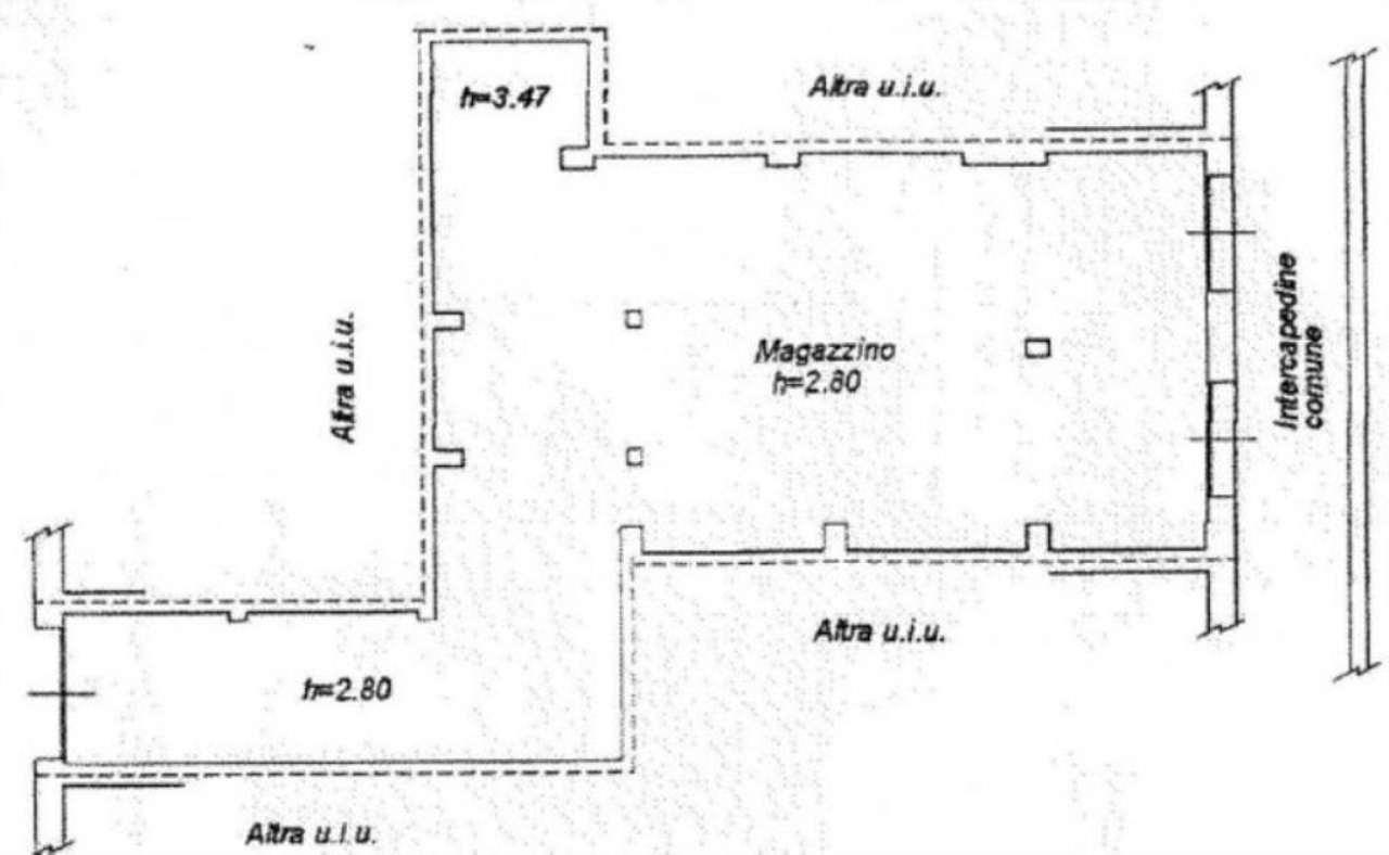 Magazzino in vendita a Villa Guardia, 1 locali, prezzo € 65.000 | Cambio Casa.it