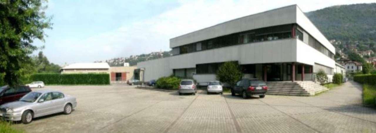 Capannone in vendita a Como, 20 locali, zona Zona: 9 . Monte Olimpino - Sagnino - Tavernola, prezzo € 1.600.000 | Cambio Casa.it