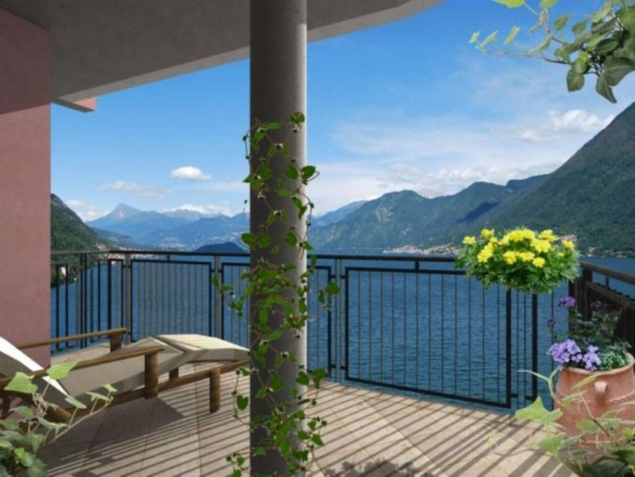 Appartamento in vendita a Argegno, 4 locali, prezzo € 420.000 | Cambio Casa.it