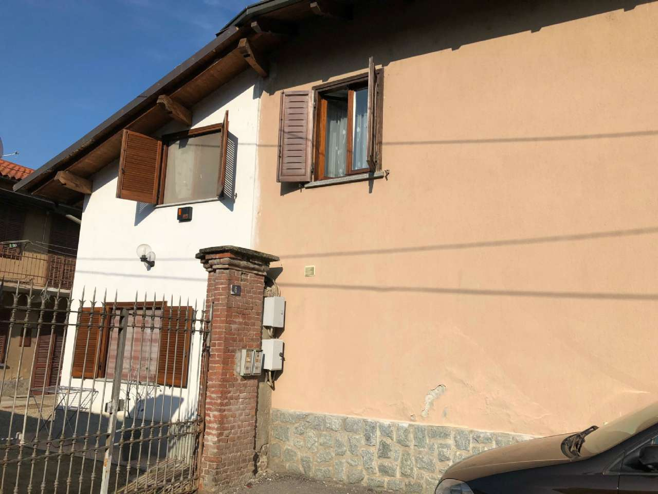 Villetta a Schiera in vendita vicolo san rocco 6 Venaria Reale
