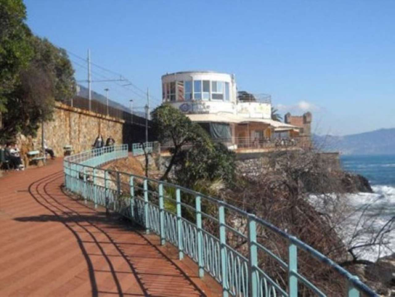 Bilocale Genova Via Felice Gazzolo 4