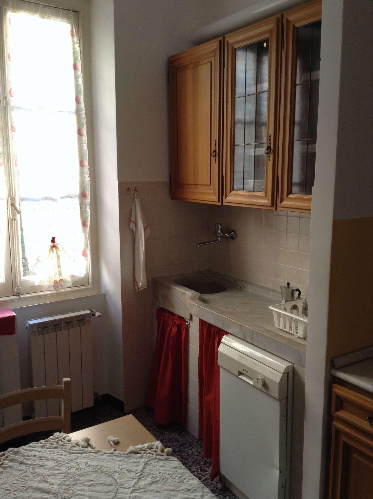 Appartamento genova vendita zona 7 di negro for Cucina 9 genova