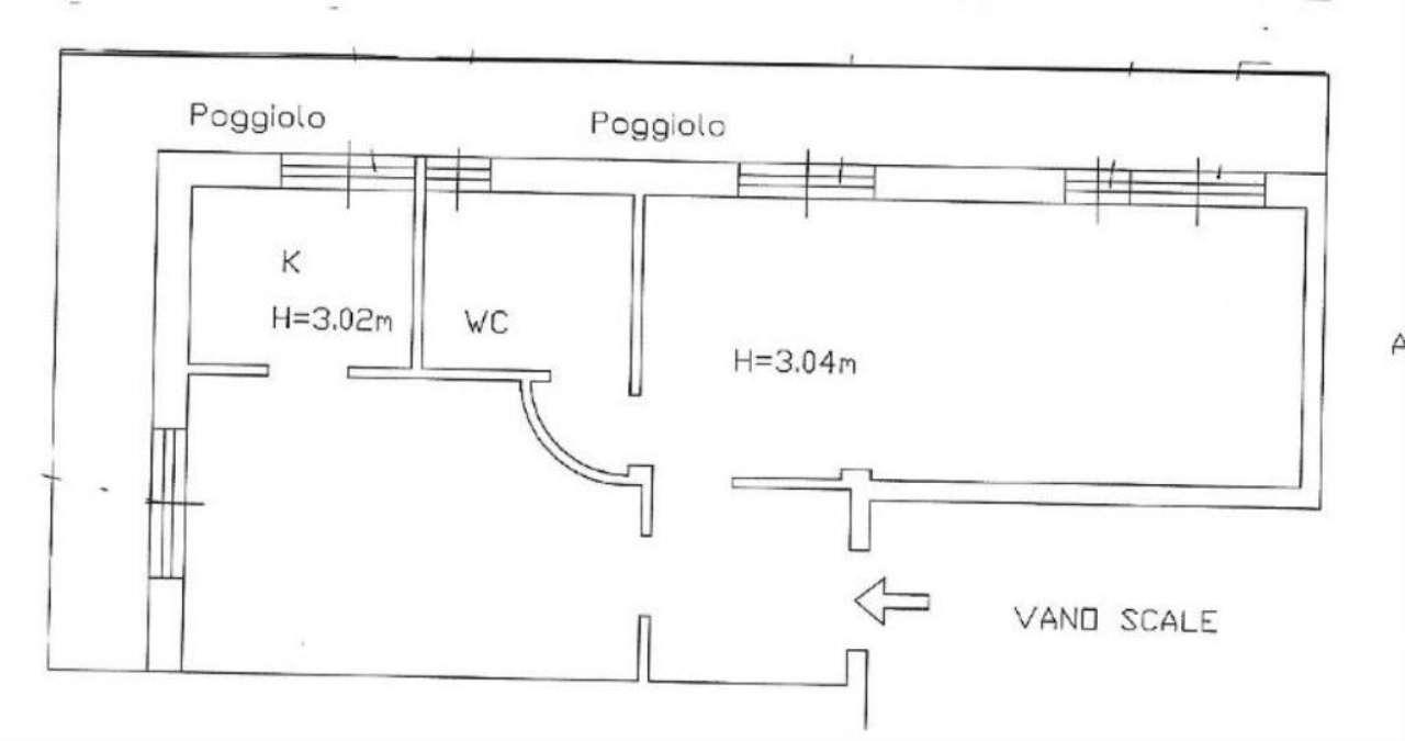 Affitto  bilocale Genova  1 1084006