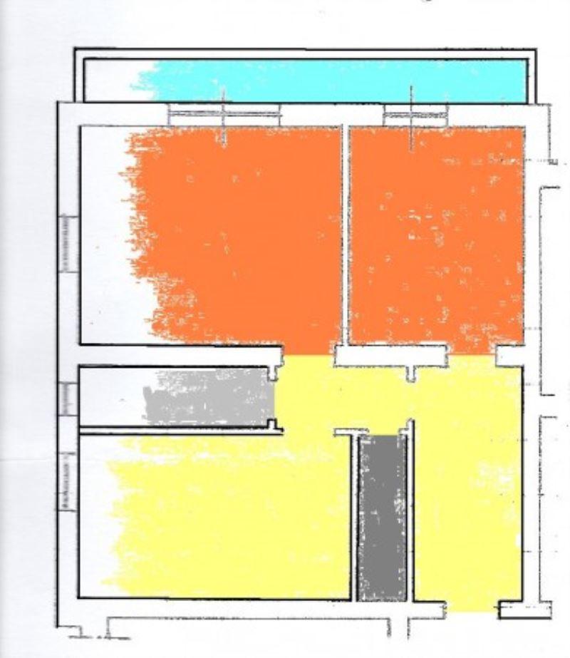 Appartamento in Vendita a Genova Semicentro Ovest: 5 locali, 72 mq