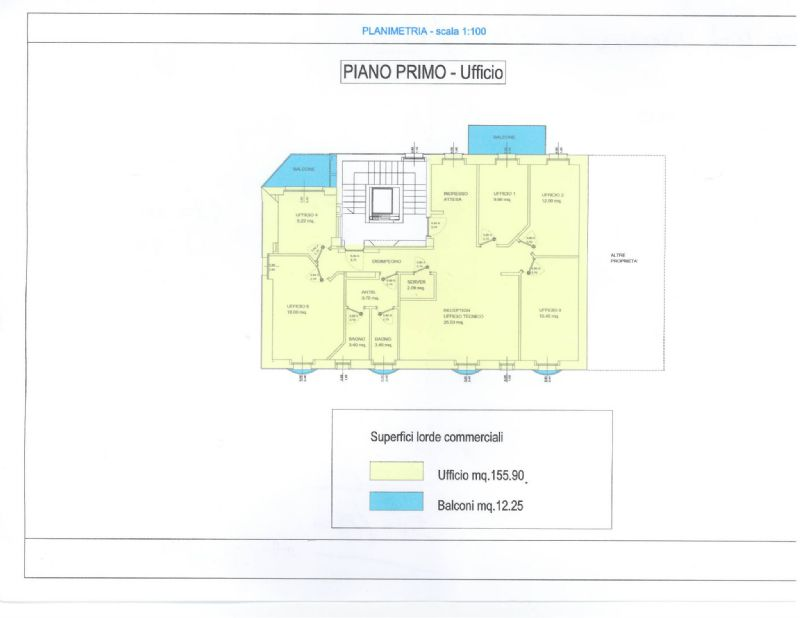Ufficio / Studio in affitto a Sondrio, 9999 locali, Trattative riservate | CambioCasa.it
