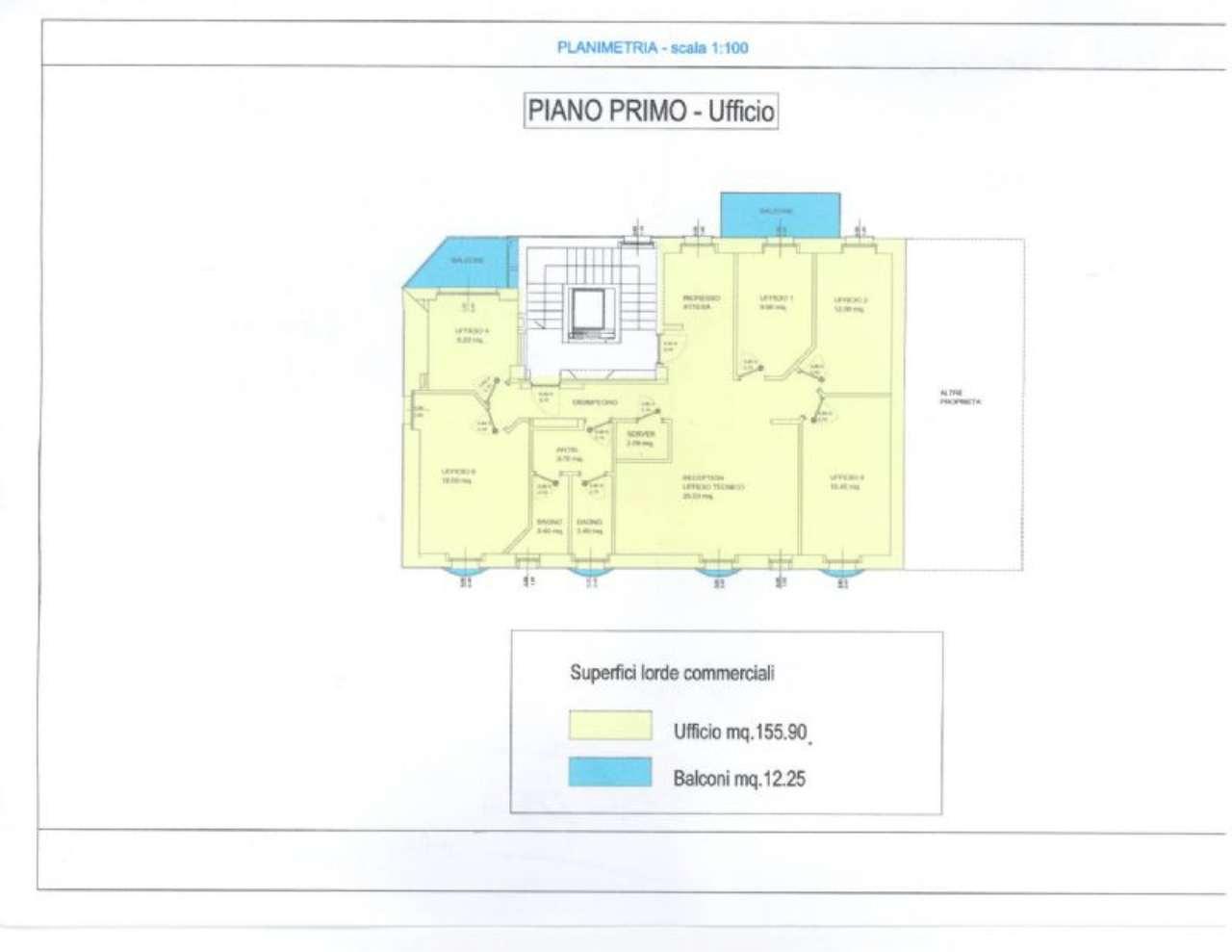 Ufficio / Studio in vendita a Sondrio, 6 locali, Trattative riservate | Cambio Casa.it