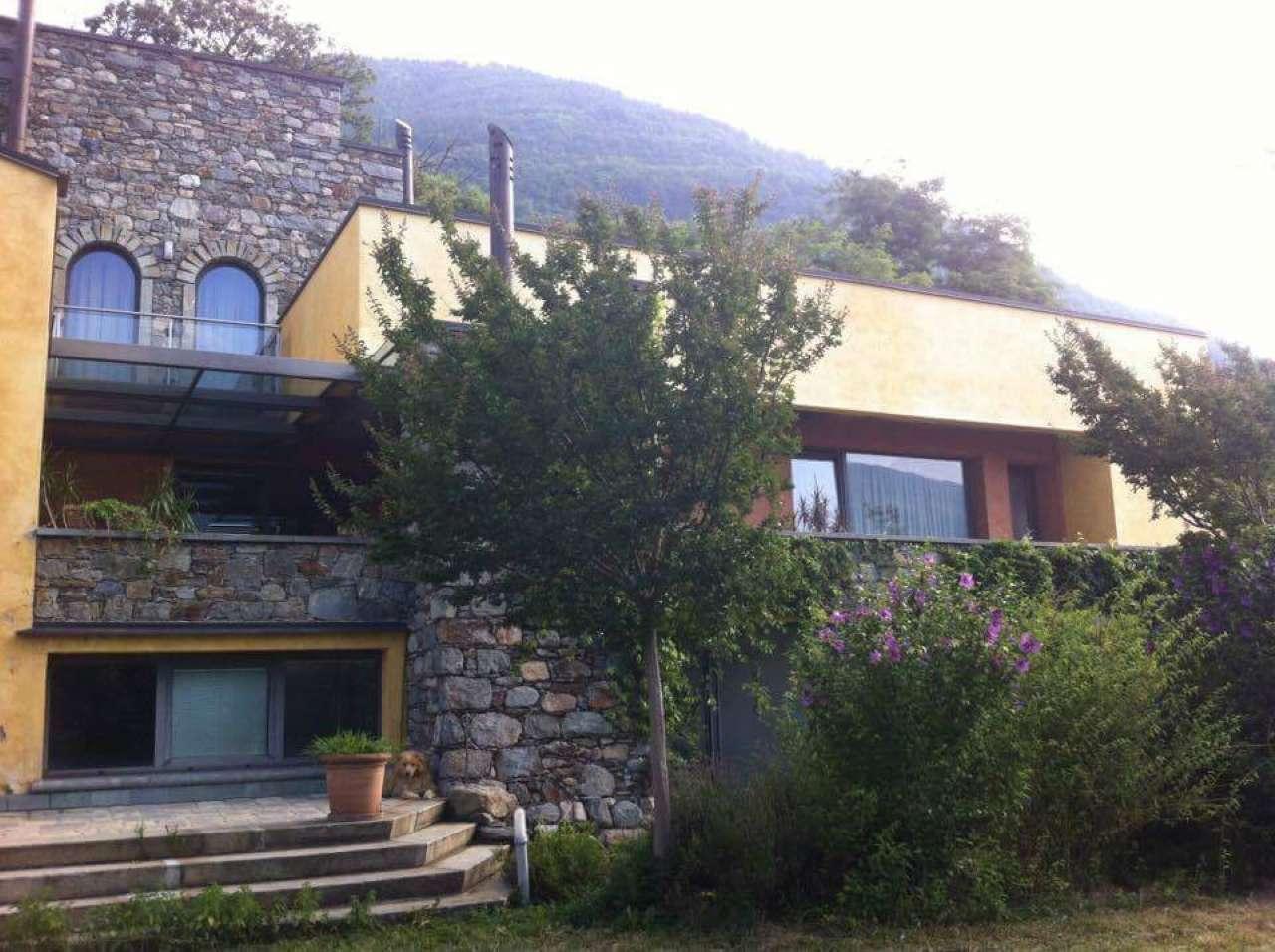 Villa in vendita a Tresivio, 14 locali, Trattative riservate | CambioCasa.it