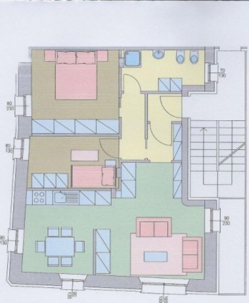 Appartamento in vendita a Delebio, 3 locali, prezzo € 140.000 | CambioCasa.it