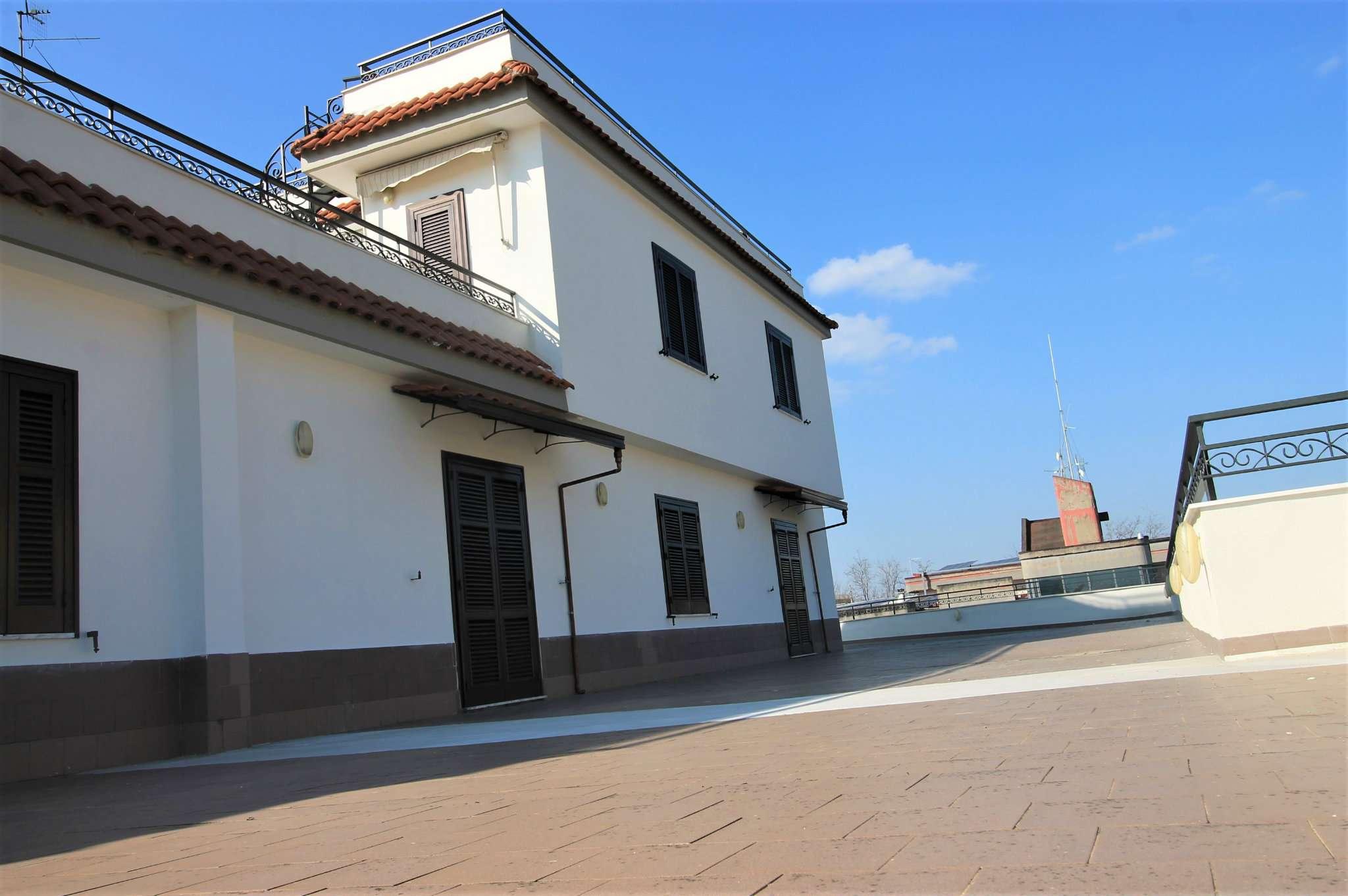 Appartamento in affitto a Saviano, 4 locali, prezzo € 500 | Cambio Casa.it