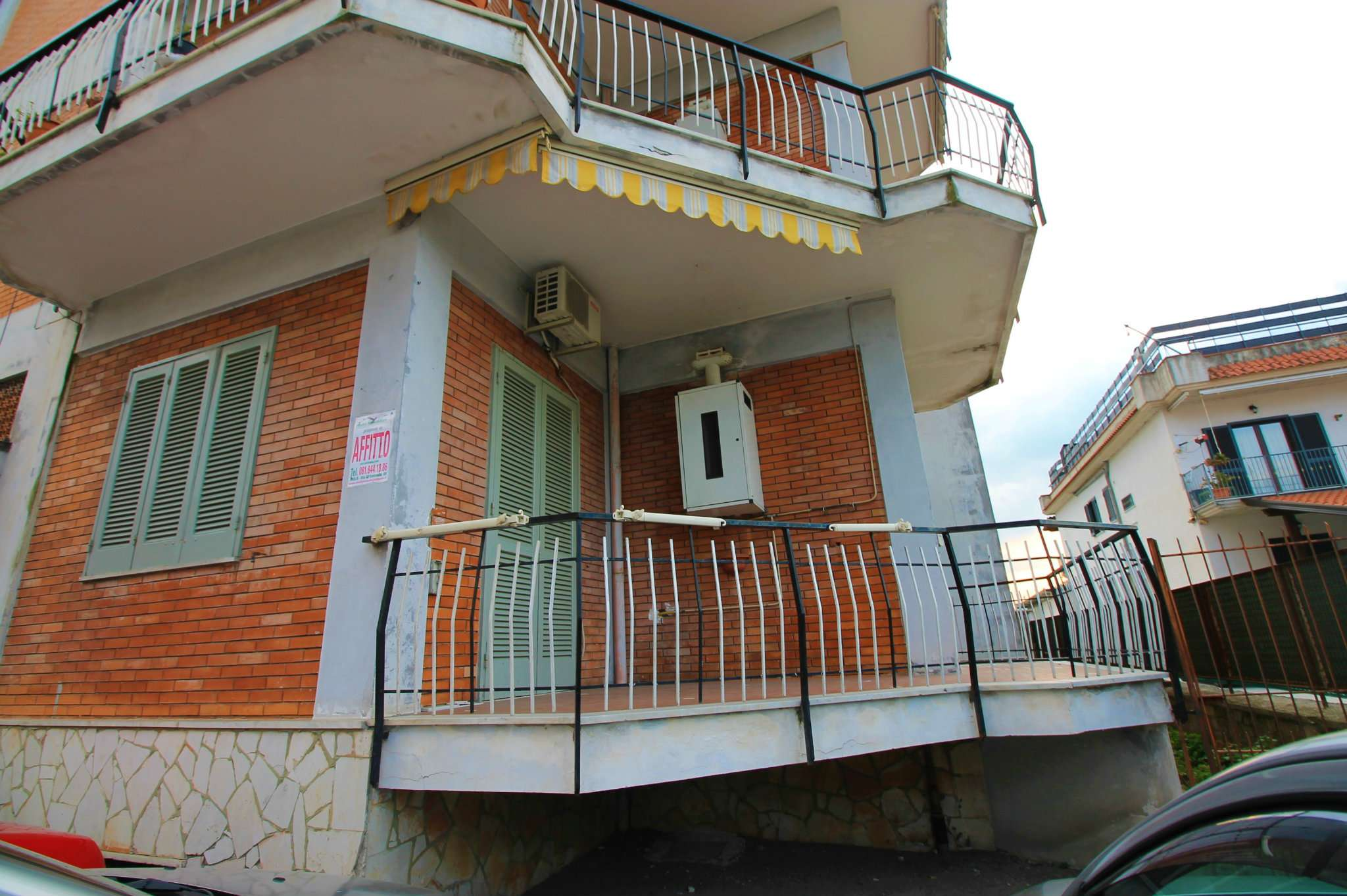 Appartamento in Affitto a Saviano