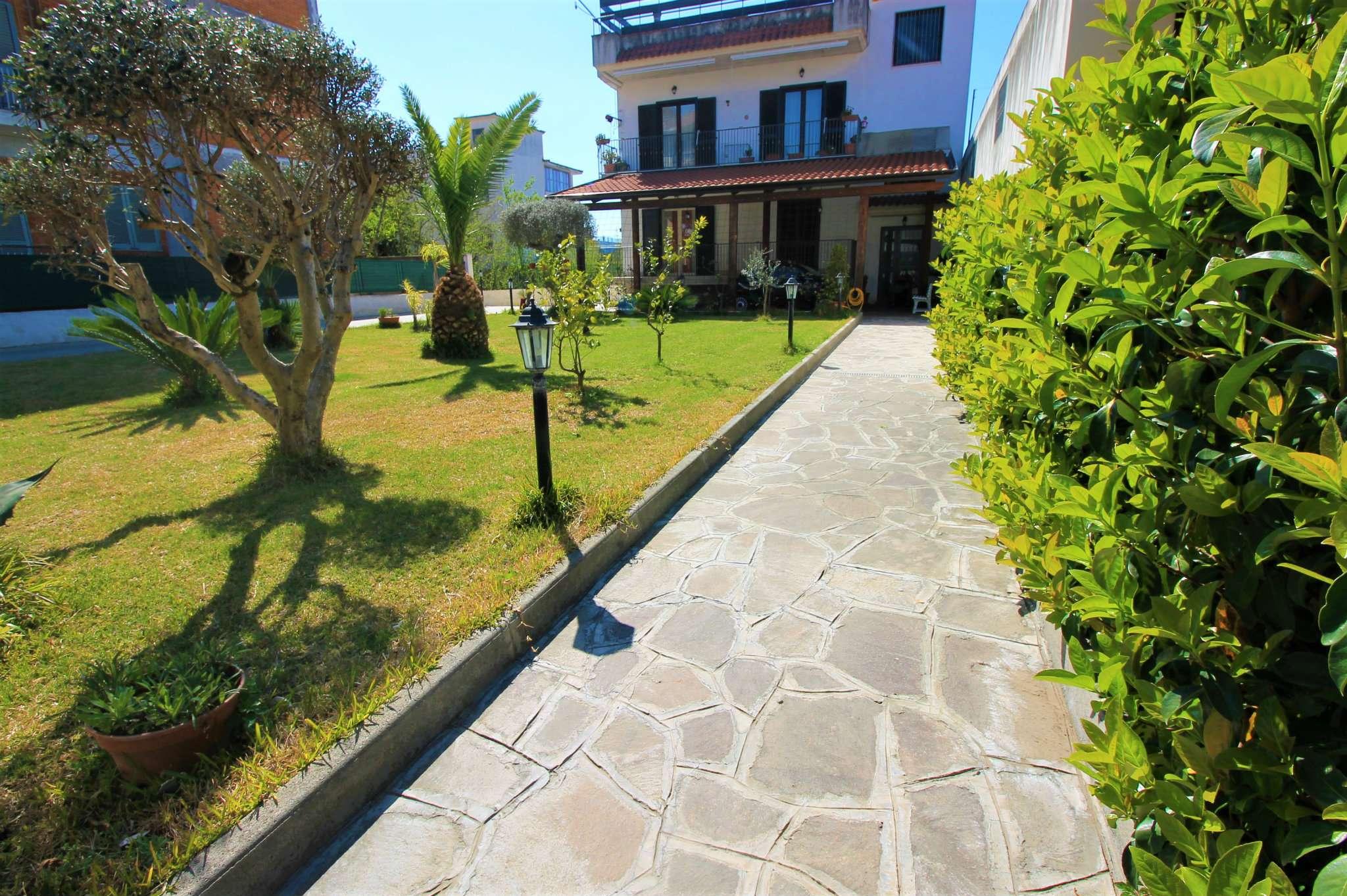 Appartamento in affitto a Saviano, 4 locali, prezzo € 350 | Cambio Casa.it