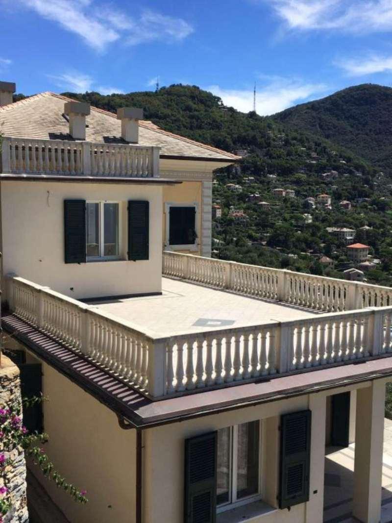 Appartamento in Vendita a Camogli Periferia: 90 mq