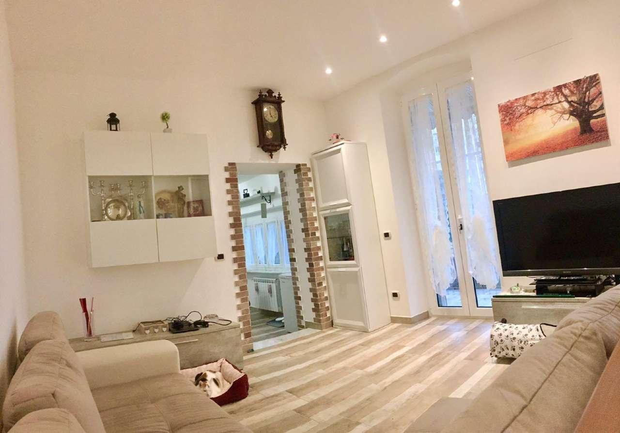 Appartamento in Vendita a Genova Periferia: 85 mq