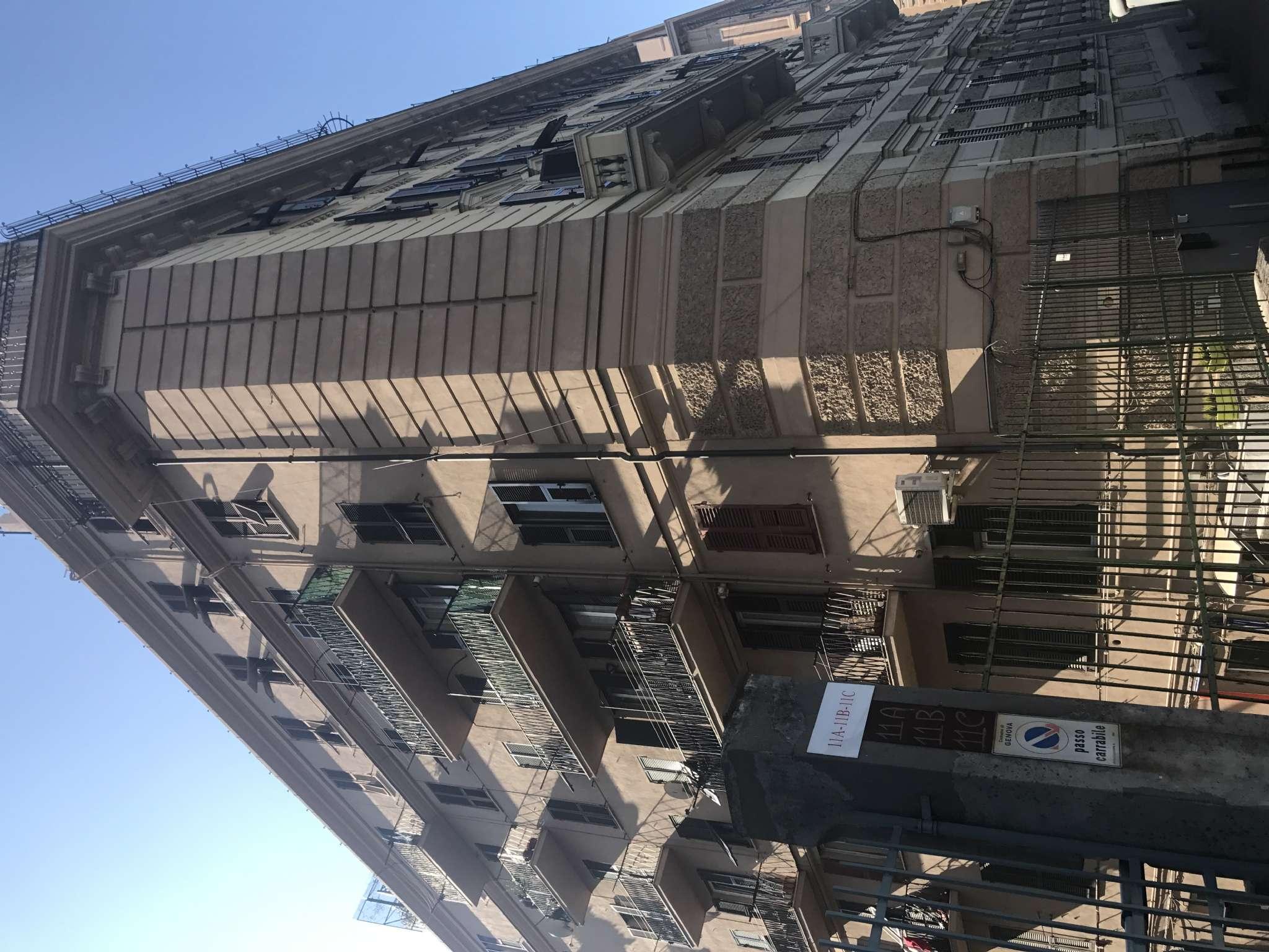Appartamento in Affitto a Genova Centro: 120 mq