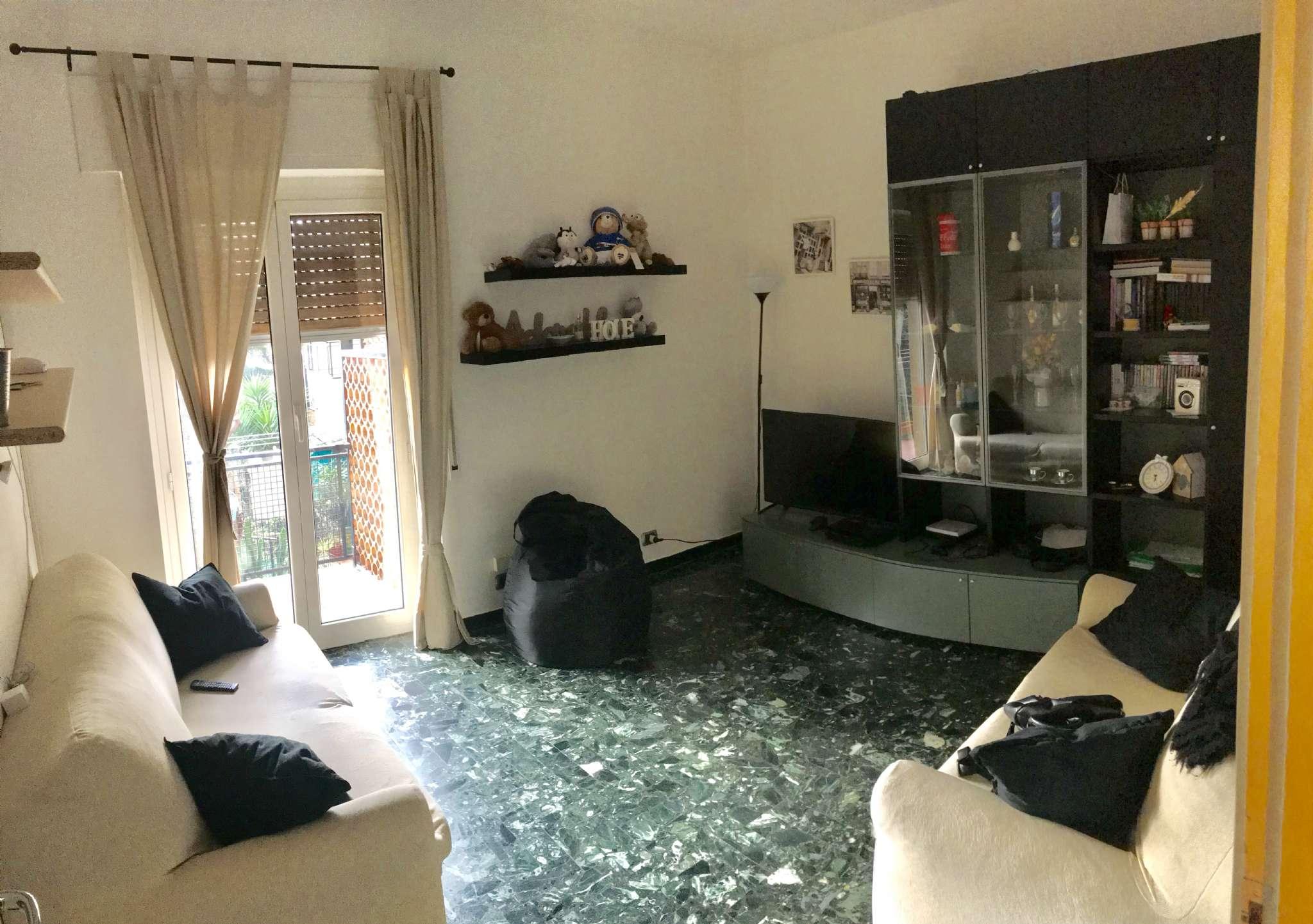 Appartamento in Affitto a Genova Centro: 65 mq