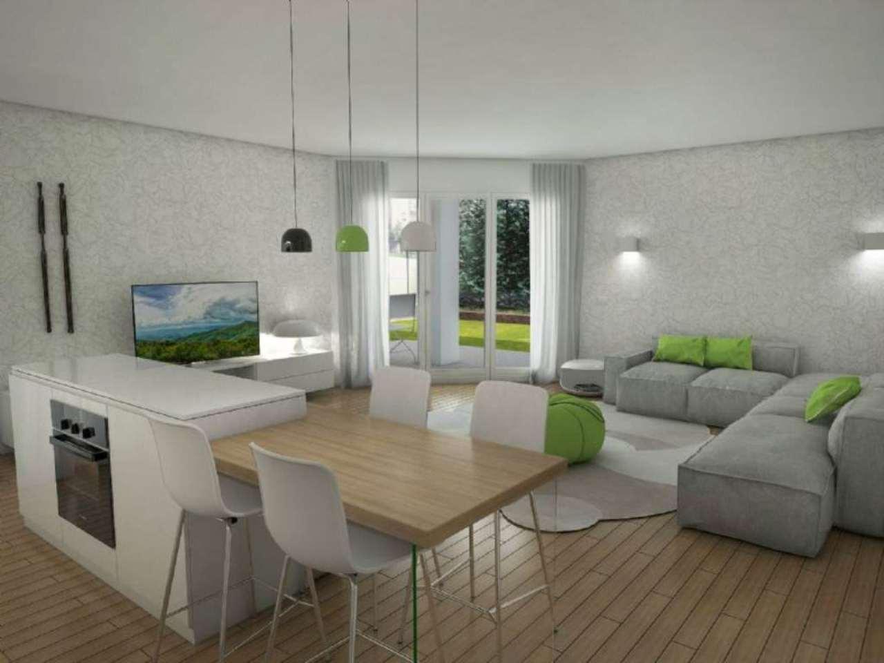 Appartamento trilocale in vendita a Bulciago (LC)