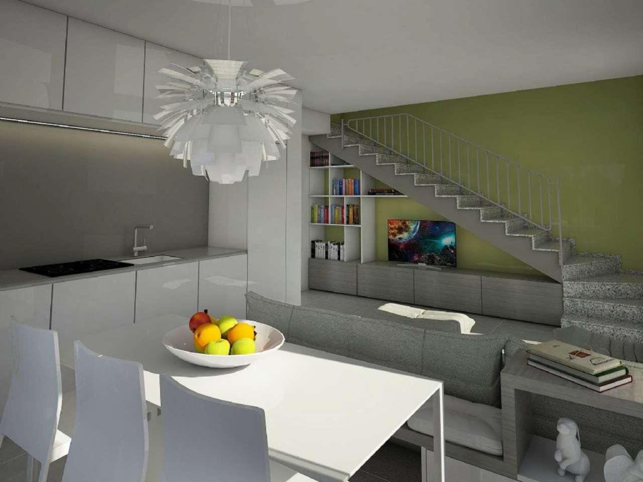 Appartamento in vendita a Bulciago, 3 locali, prezzo € 208.000 | Cambio Casa.it