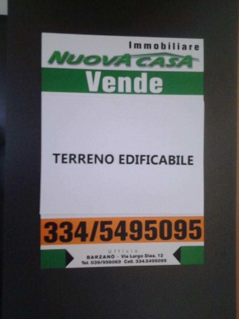 Terreno Edificabile Residenziale in vendita a Besana in Brianza, 9999 locali, prezzo € 180.000 | Cambio Casa.it