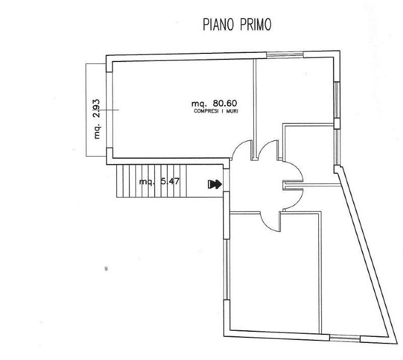 Soluzione Indipendente in vendita a Cattolica, 9 locali, prezzo € 230.000 | CambioCasa.it